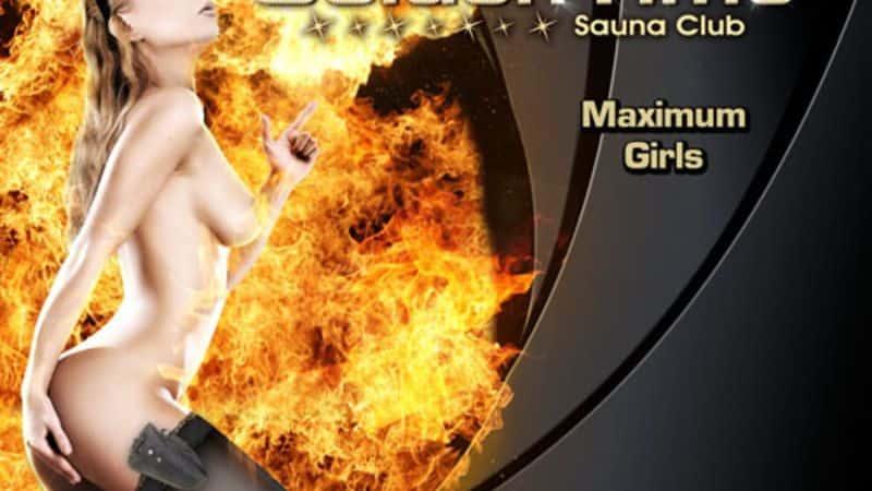 Düsseldorf sauna club in MAGNUM SAUNACLUB