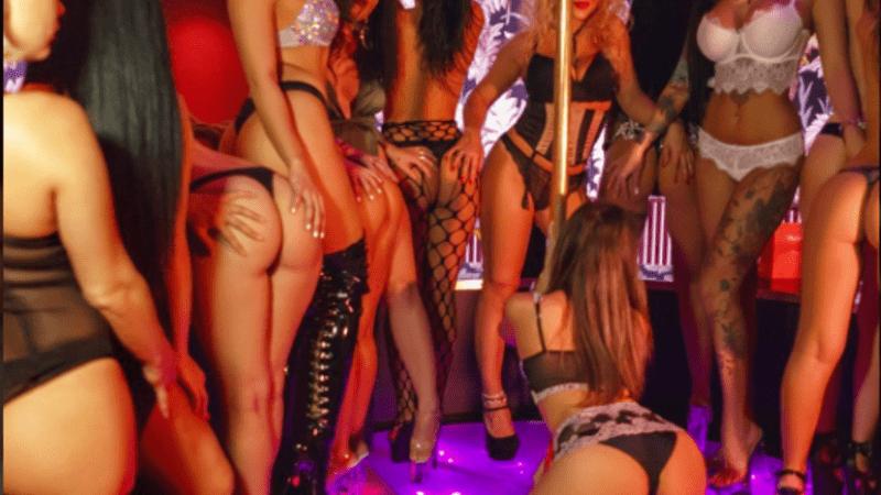 Do strip clubs offer sex