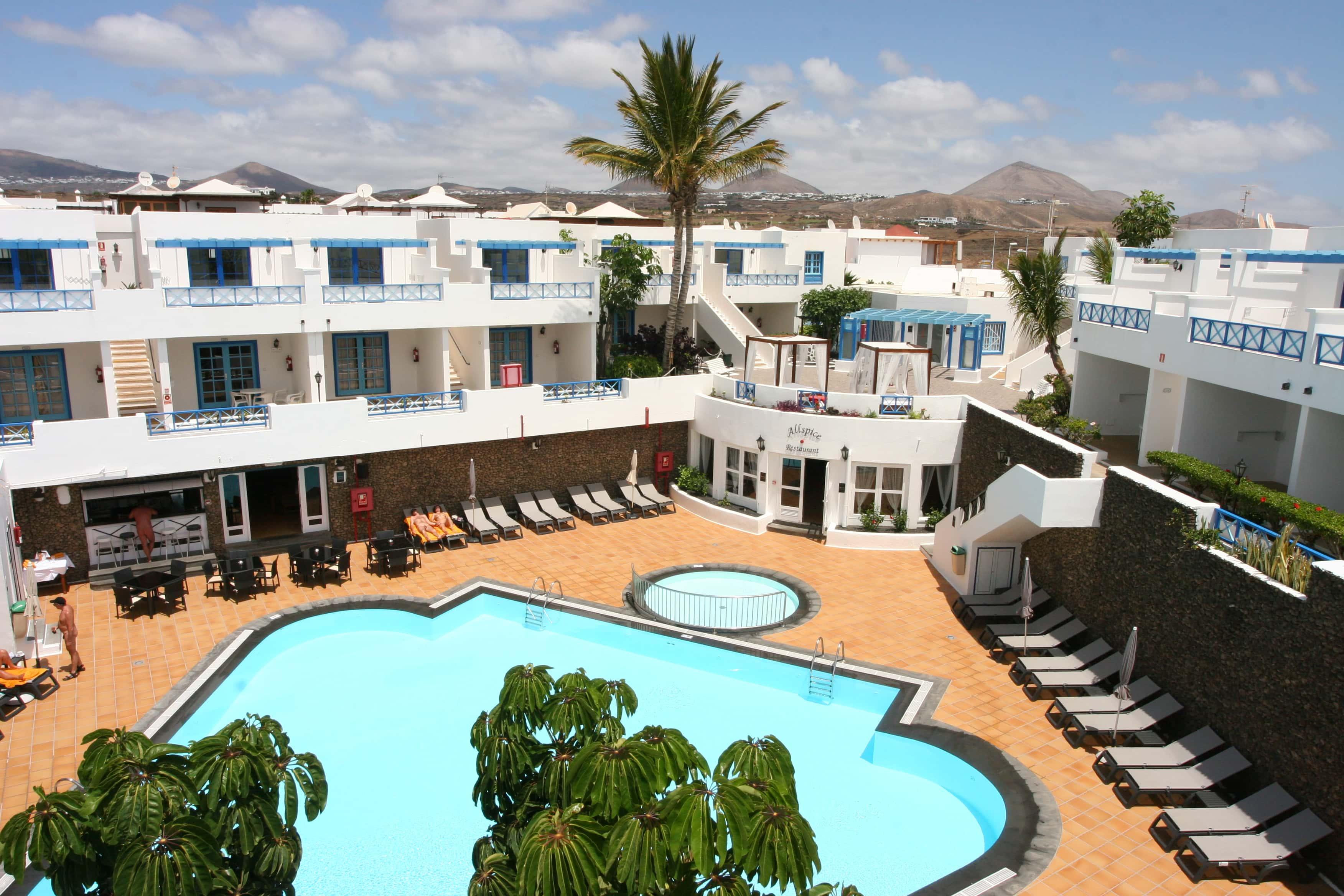 Lanzarote swinger Spice Resort